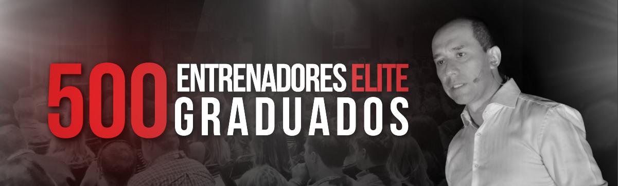 500 entrenadores élite graduados